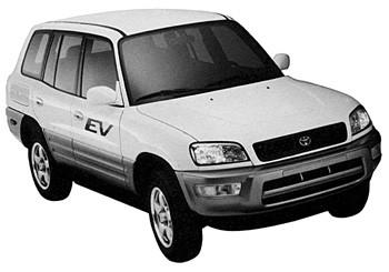 Toyota Rav 4 EV